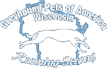 Greyhound Pets of America Wisconsin