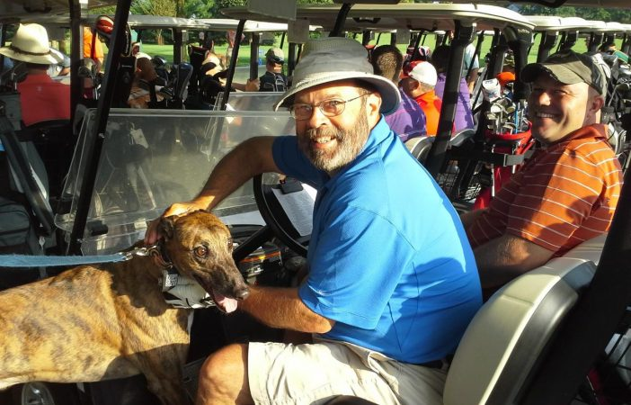 Golfing for Greyhounds 2016